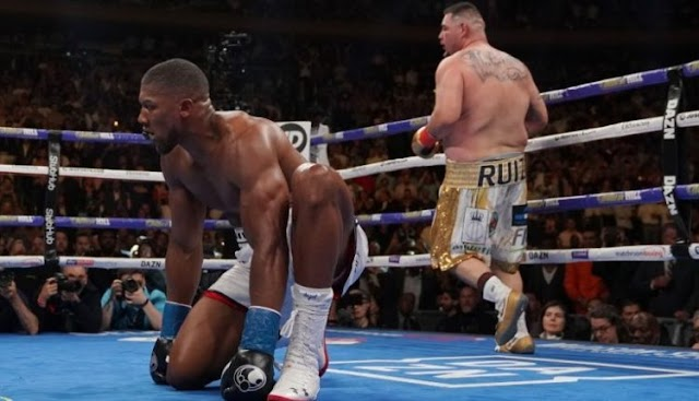 The Giant Fall: Anthony Joshua Suffers Defeat Against Andy Ruiz