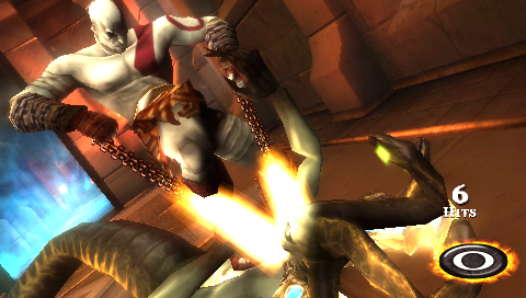 God Of War: Ghost Of Sparta Screenshot