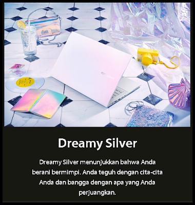 dreamy silver