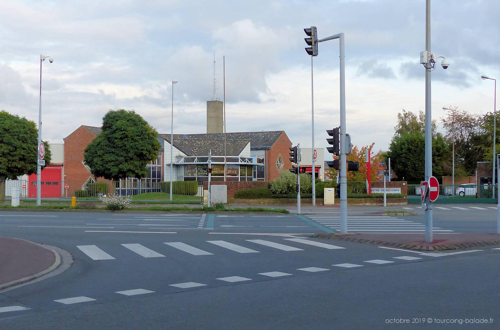 Chaussée Berthelot Tourcoing - SDIS