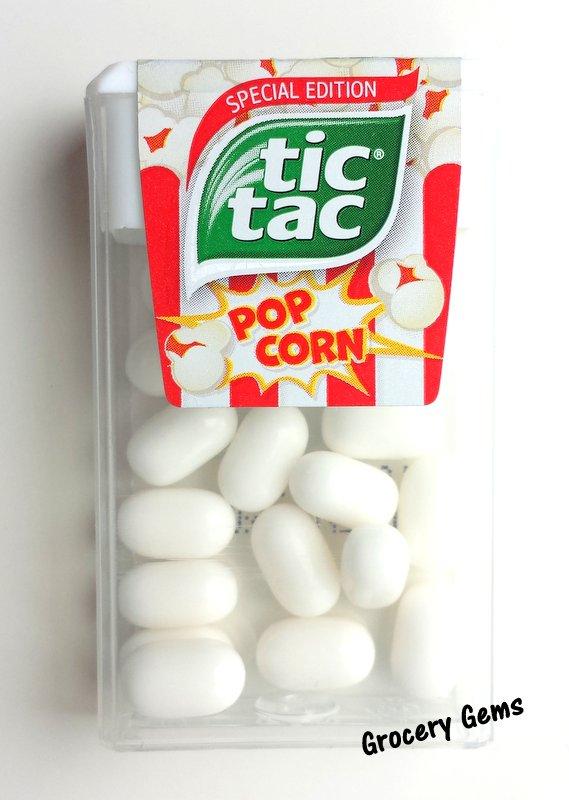 grocery gems review tic tac popcorn. Black Bedroom Furniture Sets. Home Design Ideas