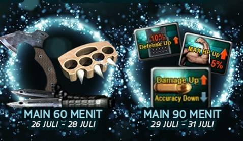 Event PB Maintenance 26 Juli 2016 dapatkan Mega HP dan HV Gartis 1 Hari