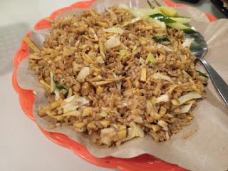 nasi goreng kediri di wasabi surabaya