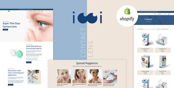 Best Eye care Premium Shopify Theme