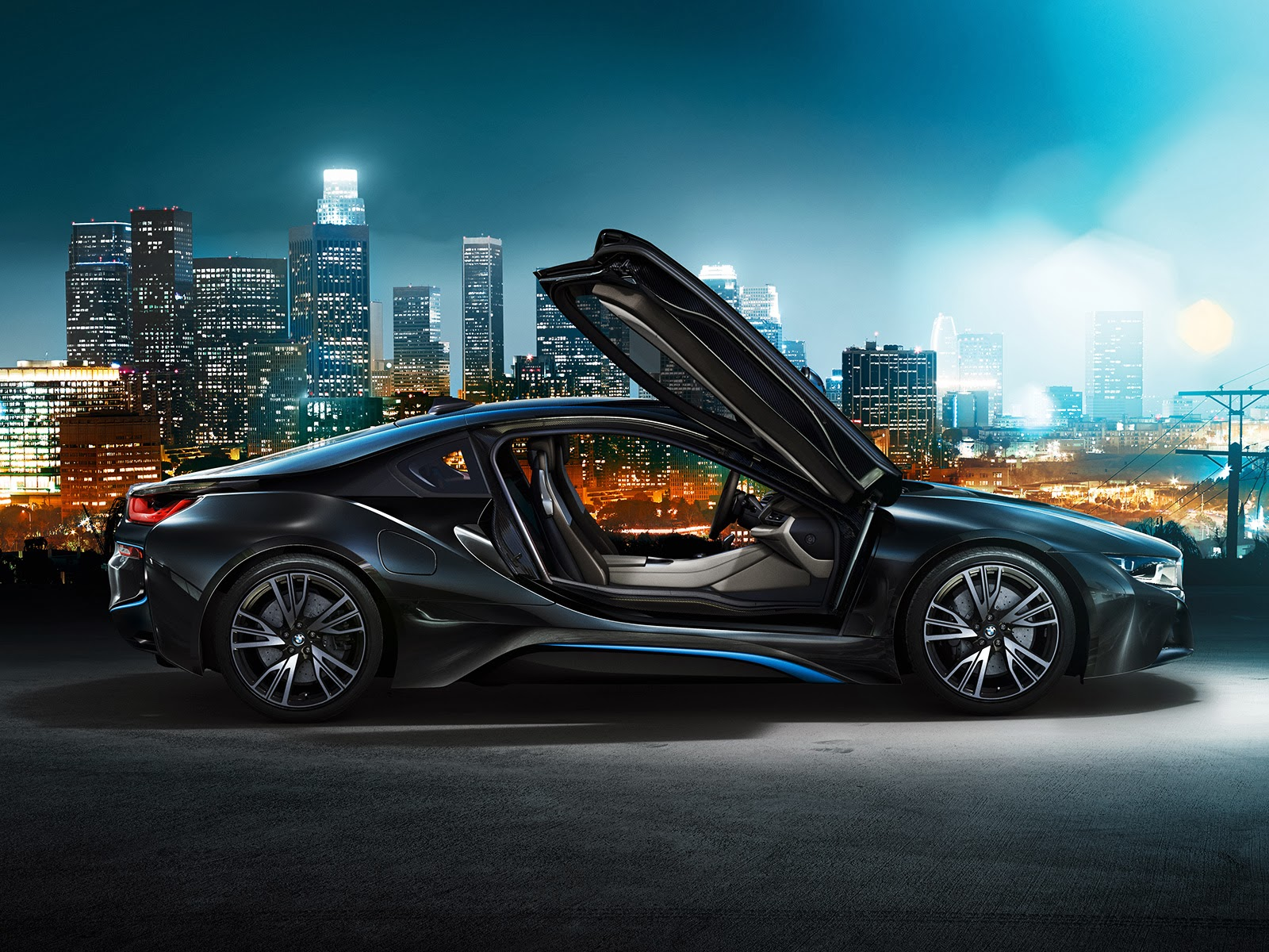 BMW i8 Wallpapers HD