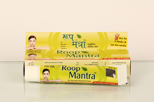 Roop Mantra Ayurvedic Medicated Cream: Ingredients, Indications, Application, Customers Review, Side Effects, Precausations.