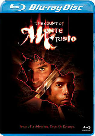 The Count Of Monte Cristo 2002 BluRay 350Mb Hindi Dual Audio 480p