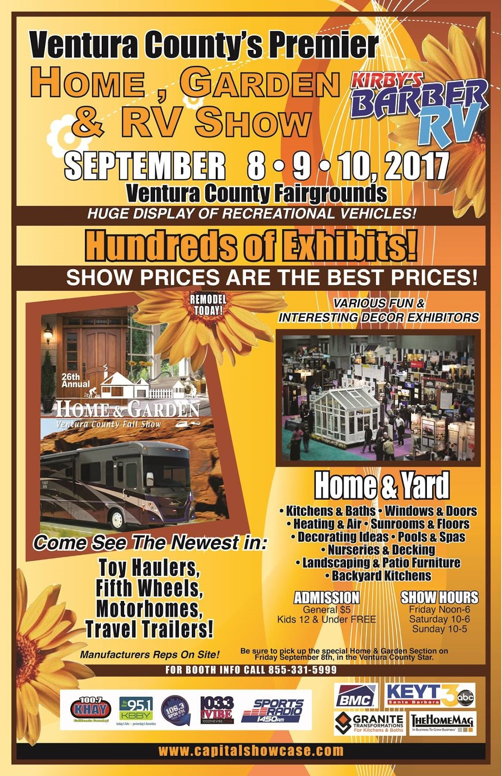 Ventura County Home, Garden U0026 RV Show   September 8   10 | Agromin Blog