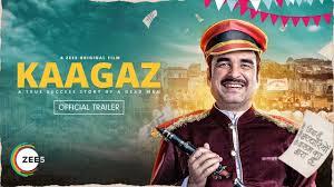 Kaagaz full movie download katmoviehd