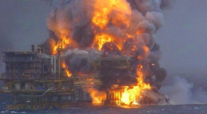 Kecelakaan Industri Paling Parah Di Dunia