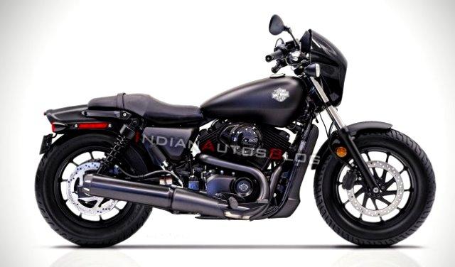 Motor Harley 250cc