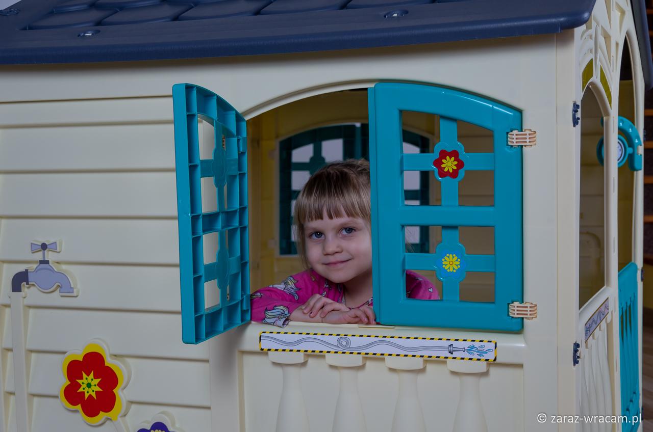 Domek ogrodowy PalPlay