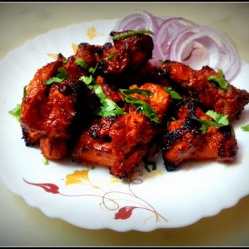 Dronzerworld How To Make Chicken Tikka At Home