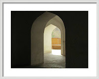 Minimalist Photography Framed Print