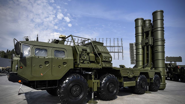 Η Τουρκία δοκίμασε τα ραντάρ των S-400 εναντίον μαχητικών των ΗΠΑ