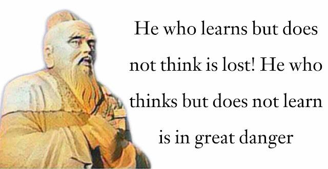 confucius Quotes in English