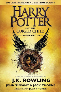 Harry Potter and the Cursed Child by J.K Rowling | Cover Love