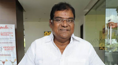 Tollywood-Great-Actor-Kota-Srinivasa-Rao-Biography-In-Book-Andhra-Talkies