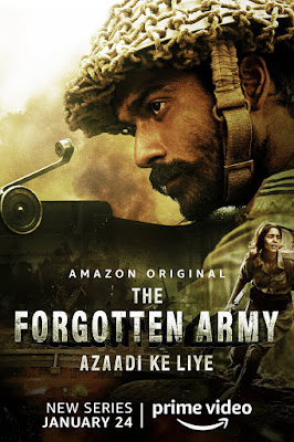The Forgotten Army (Miniserie de TV) S01 DVD HD Dual Latino + Sub 1DVD
