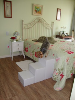 escadas ortopédicas para camas box