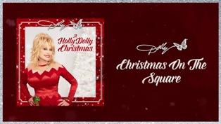 Christmas on the Square Lyrics - Dolly Parton