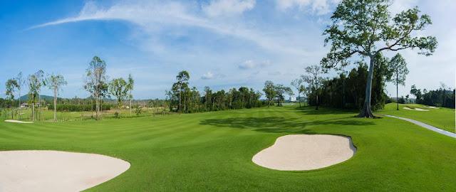 Sân Golf tại Vinpearl Phú Quốc