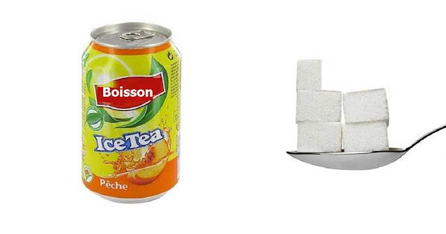 Par quoi remplacer les boissons sucrées ?