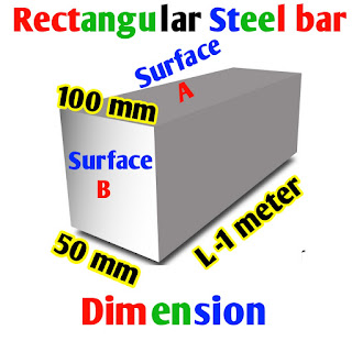 How to calculate weight of rectangular steel bar