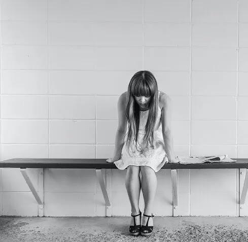 sad alone DP for girls