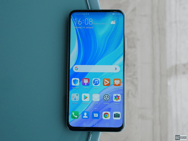 Huawei Y9s Review - Mid-ranger with all-screen front, pop-up cam, and triple-cam