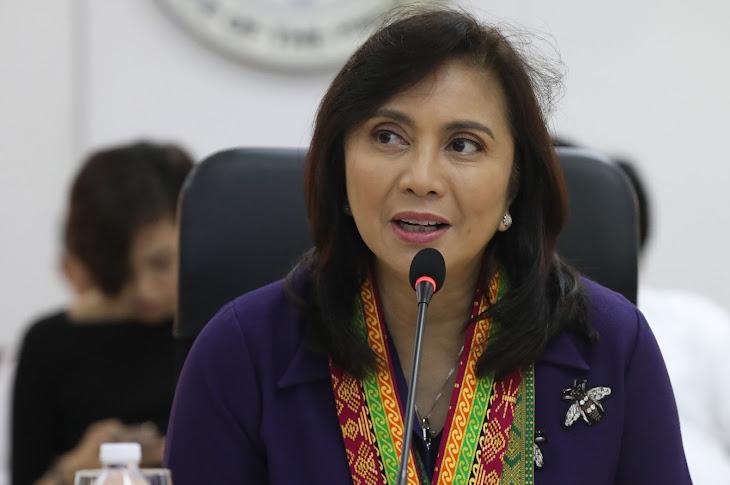 Leni Robredo Plans To Run For President