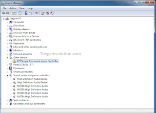 How to setup Mtk usb driver(preloader & cdc) driver