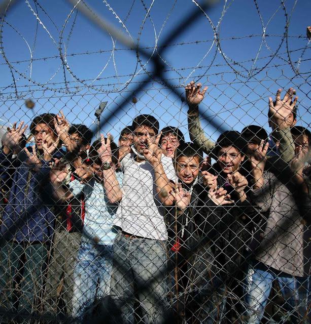 As cercas não os conterão. Querem invadir, são jovens. Os europeus parecem punidos por limitar a natalidade e abandonar a família católica