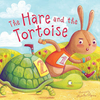 Moral Story - Slow and Steady Wins the Race | The Hare and The Tortoise