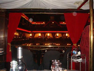 Mesa de Jantar - Senhor Tango - Buenos Aires
