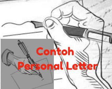 7 Contoh Personal Letter dalam Bahasa Inggris