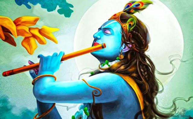 Krishna Mool Mantra