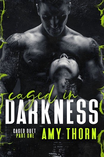 Caged in Darkness. Caged Duet Part One. Amy Thorn.