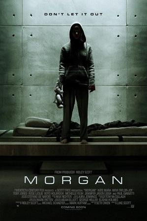 Morgan (2016) 300MB Full Hindi Dual Audio Movie Download 480p Bluray