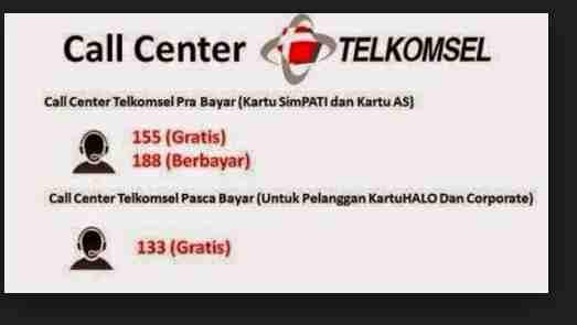 Cara Menghubungi Call Center Telkomsel Dari Kartu Simapti Kartu As Dan Kartu Hallo Cara Cek Sisa Paket
