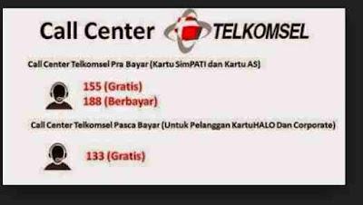 kartu As dan kartu Simpati tentunya kamu bisa menghubungi Call center Telkomsel jika kamu cara menghubungi Call Center Telkomsel dari Kartu Simapti, Kartu As dan Kartu Hallo