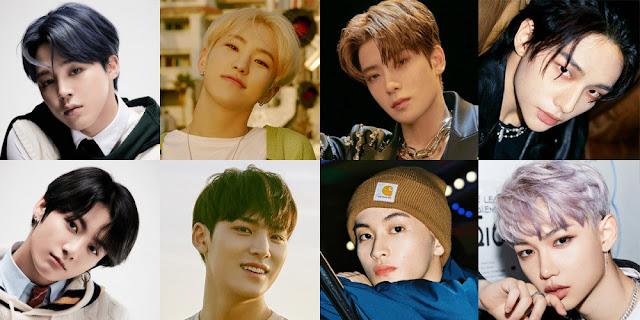 Bu erkek gruplarının en popüler üyeleri kimler?