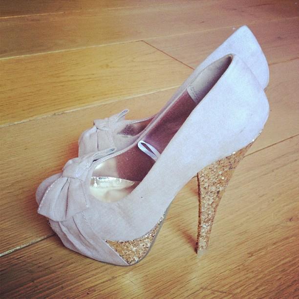Zapatos de quince años