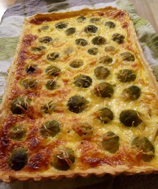 """alt=""""tarte aux choux de Bruxelles"""""""