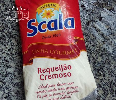 Requeijão Cremoso que delícia!!