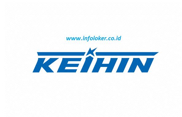 Lowongan Kerja PT Keihin Indonesia Januari 2021