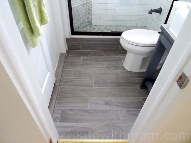 Bathroom Renovation DIY