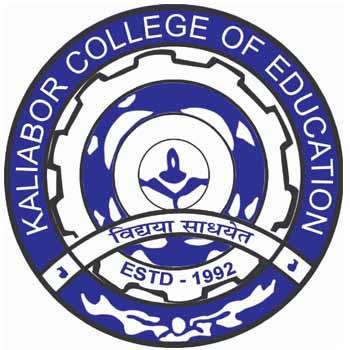 Kaliabor College of Education Recruitment 2020