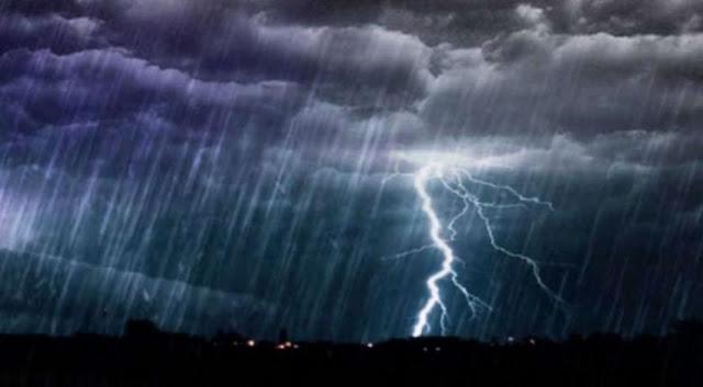 """Κακοκαιρία """"ΑΝΤΙΝΟΟΣ"""" : Ισχυρές βροχές και καταιγίδες έως την Τετάρτη 17/07/2019"""