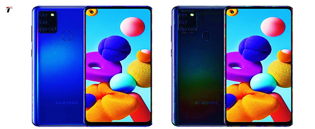 Samsung  Galaxy A21 s || कीमत में गिरावट